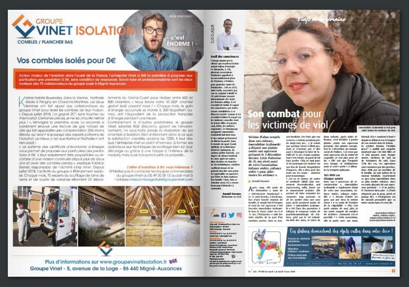 Article Gwendoline 7hebdo